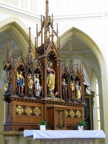 Kirche Mariä Himmelfahrt