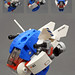 Creations for Charity 2013: Starmoth Light Interceptor by halfbeak