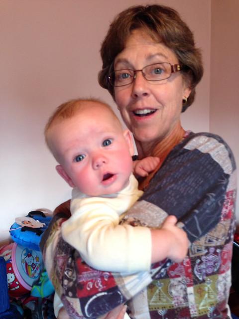 Ian and Grandma