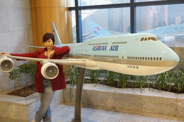 Korean Air Building - Korea - Aviation Facility Tour - asian on air blogger-013