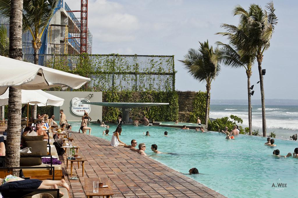 Potato Head Beach Club in Seminyak, Bali | Quirrow & Mail