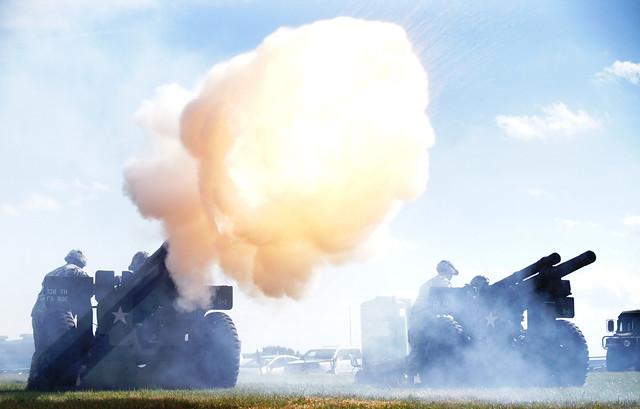 Harrodsburg Canon-Fire