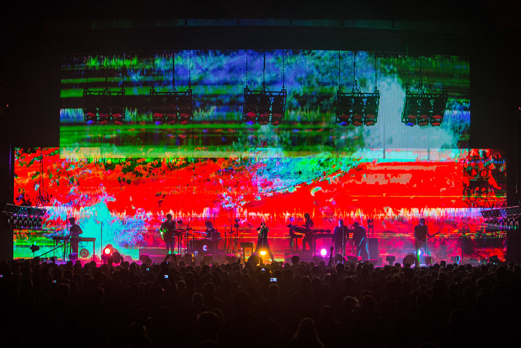 Nine Inch Nails: Europe 2014 - Guns N\' Roses - GunsNFNRoses