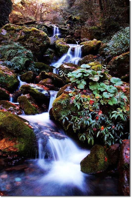 流瀑(Elev. 2285 m) 2