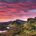 Red sky on Skye by paulsflicker