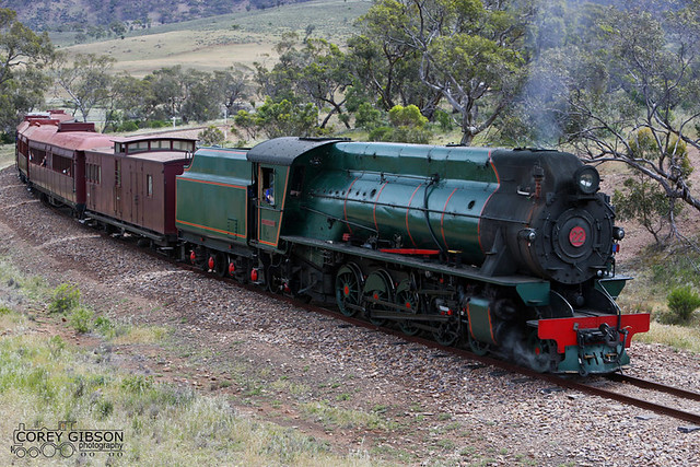 W22 - Pichi Richi Railway