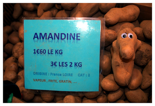 Fun Amandine Potatoe