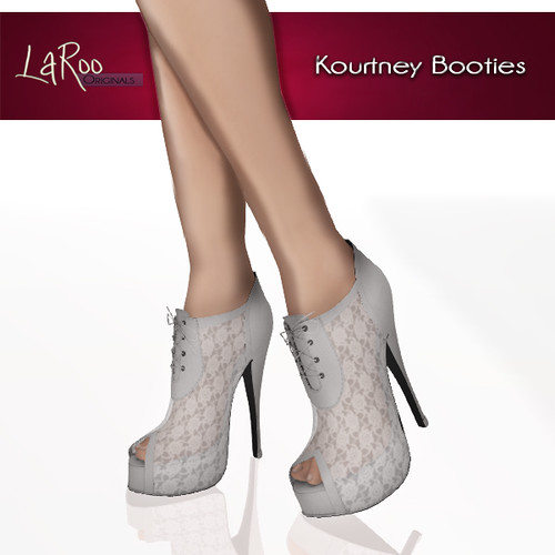 (LaRoo) Kourtney Booties
