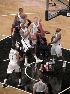 Brooklyn Nets vs. Detroit Pistons 11.24.13