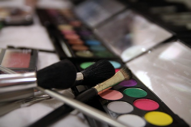 make-up color cosmetics