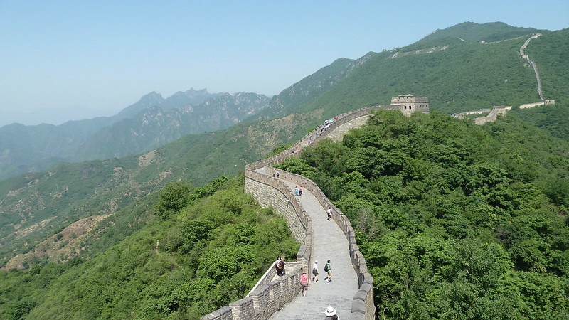 Beijing: Mutianyu