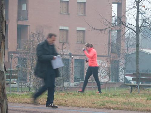 Walking & Training in Zoom by Ylbert Durishti