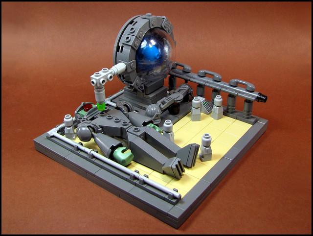 Cyclopean Warbots