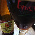ベルギービール大好き!!ブルッグス・ゾット・ダブルBrugse Zot Dubbel