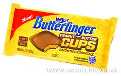 are nestle butterfinger peanut butter cups gluten free