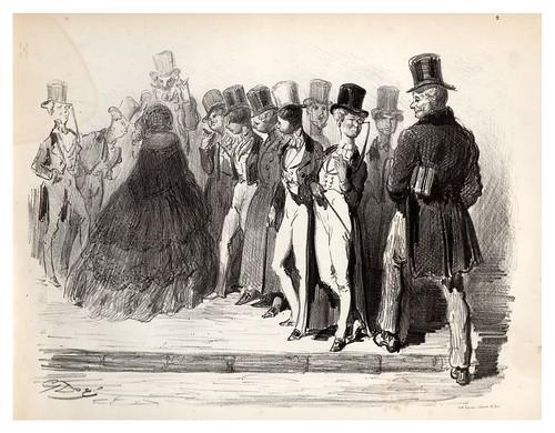 002-Leoncitos y leones adultos-La Ménagerie parisienne, par Gustave Doré -1854- Fuente gallica.bnf.fr-BNF