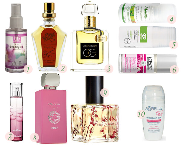 Deodorants and Perfumes