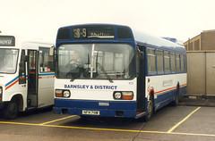Barnsley & District.