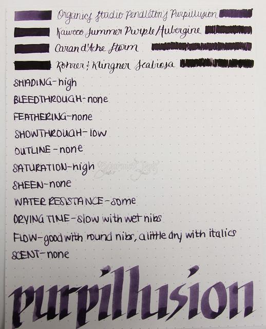 @OrganicsStudio Pendleton's Purpillusion
