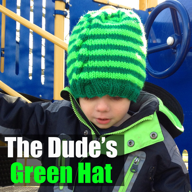 The Dude's Green Hat.