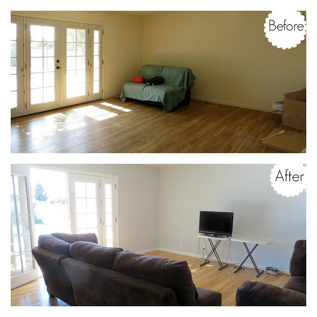Help What Color Should We Paint Our Living Room: Picking The Perfect Gray Paint