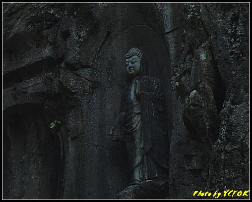 杭州 飛來峰景區 - 009 (飛來峰石雕佛像)
