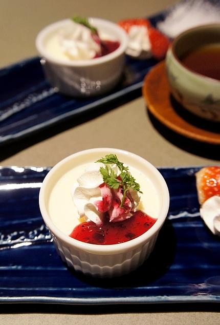橫手溫泉旅館美食26