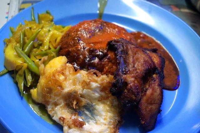 rebeccasaw penang halal food - nasi tomato batu lanchang-011