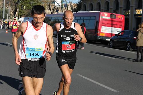 2014.02.23.083 - SEVILLA - Calle Muñoz León - (XXX Maratón de Sevilla)