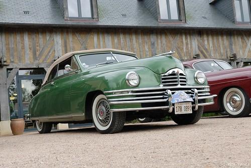 1948 PACKARD Super 8 Victoria convertible