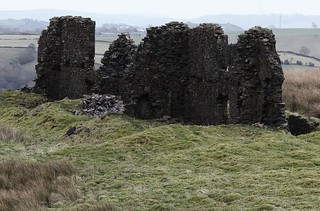 Remains of Bruce Terrace