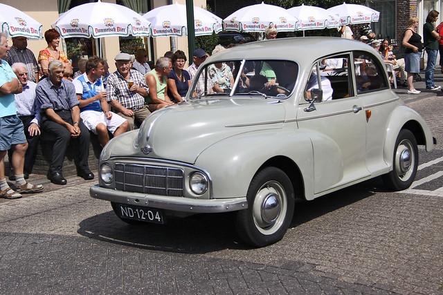 Morris Minor MM (4992)