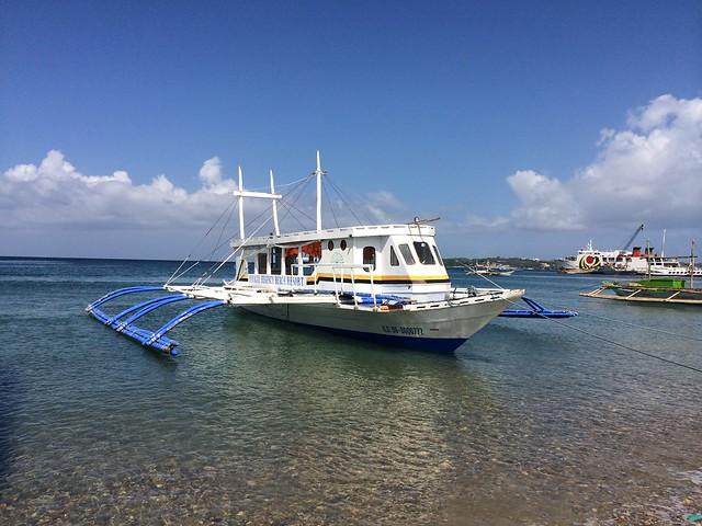 Boracay Regency boat shuttle