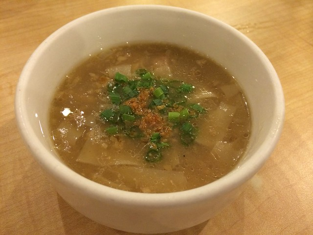 Pancit molo soup - DADS Kamayan Saisaki