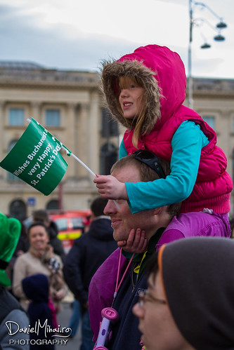 Saint Patrick's Day 2014, Bucharest by Daniel Mihai