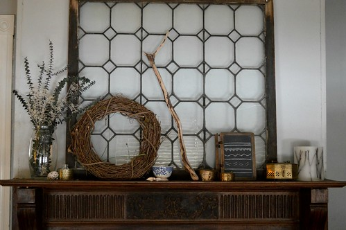 Rustic Mantle