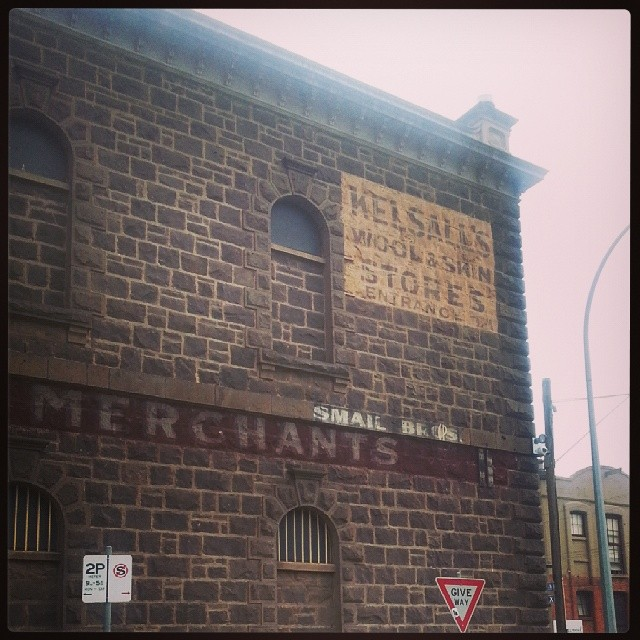 #ghostsigns #amonthinthelife #ballarat #autumn #campst