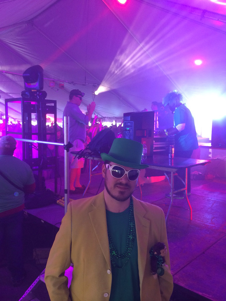 Shamrockfest - All Decked Out