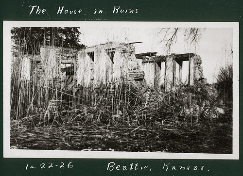 The House in Ruins