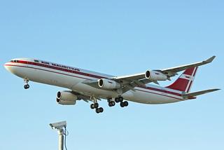 Air Mauritius A340-300 3B-NBJ