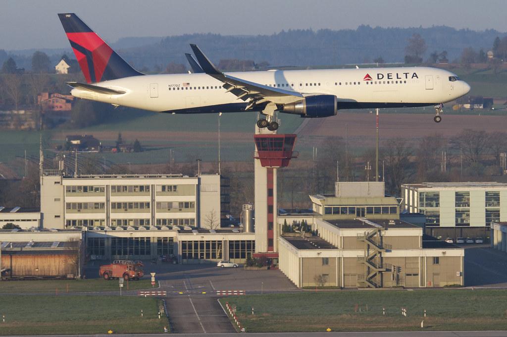 N177DZ - B763 - Delta Air Lines