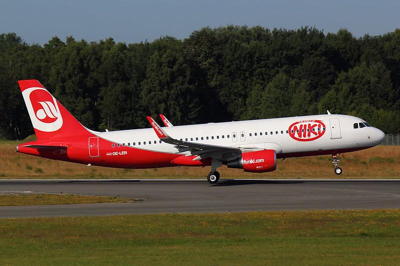 Niki - A320 - OE-LER (2)