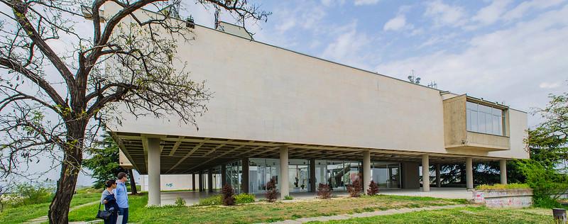 Museum of contemporary arts, Skopje, Macedonia