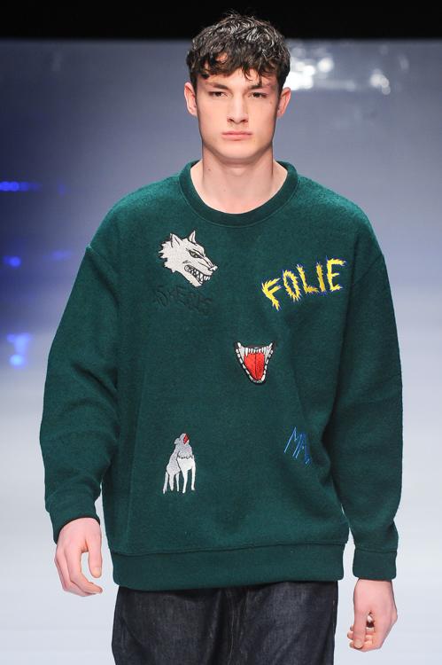 FW14 Tokyo KIDILL110_Duncan Proctor(Fashion Press)