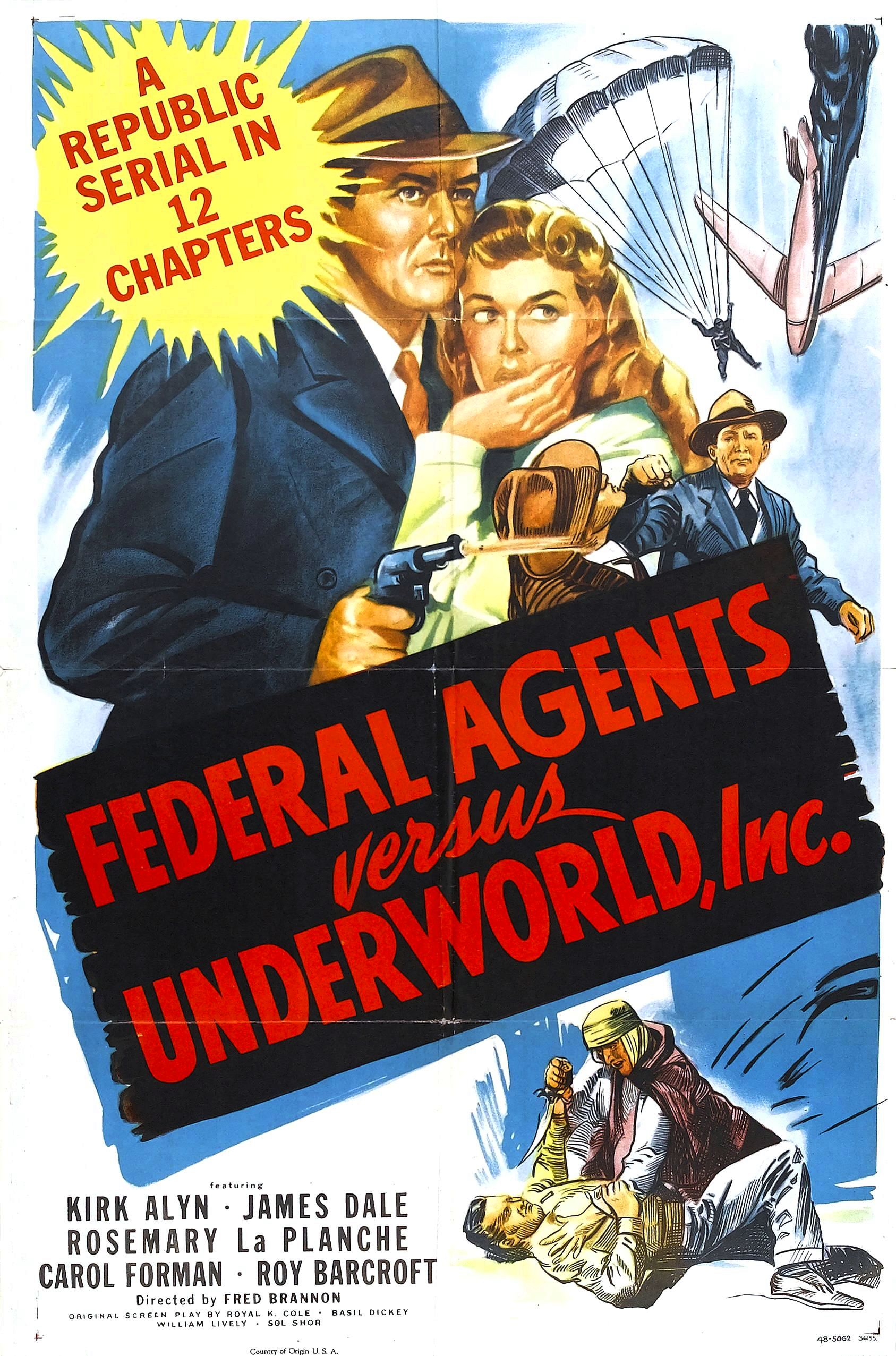 Federal Agents vs. Underworld, Inc. (1949)