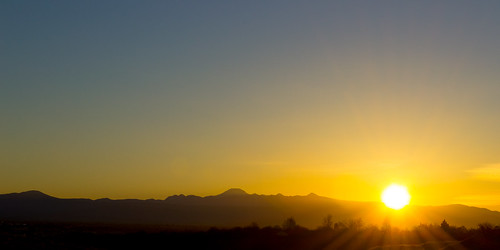 sunrise lassen