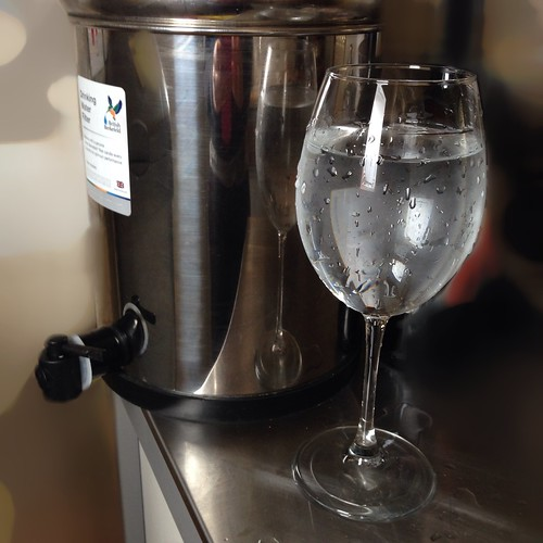 British Berkefeld, Stainless Steel, Gravity Water Filter