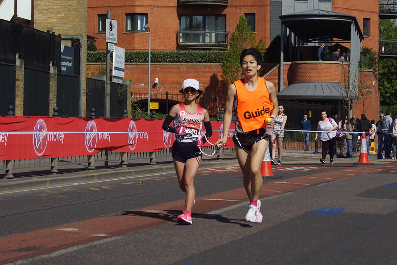 Misato Michishita (Japan) - London Marathon 13.04.14 (64)