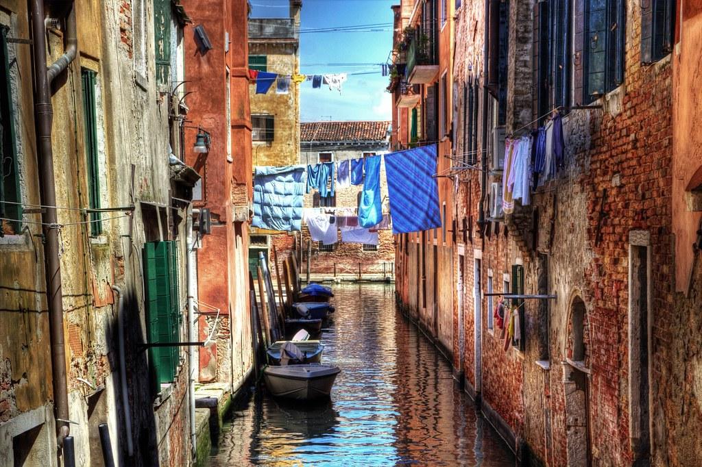 """Street Art"" in Venice"