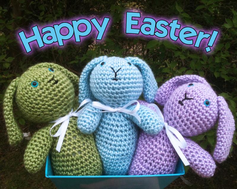 Easter Amigurumi